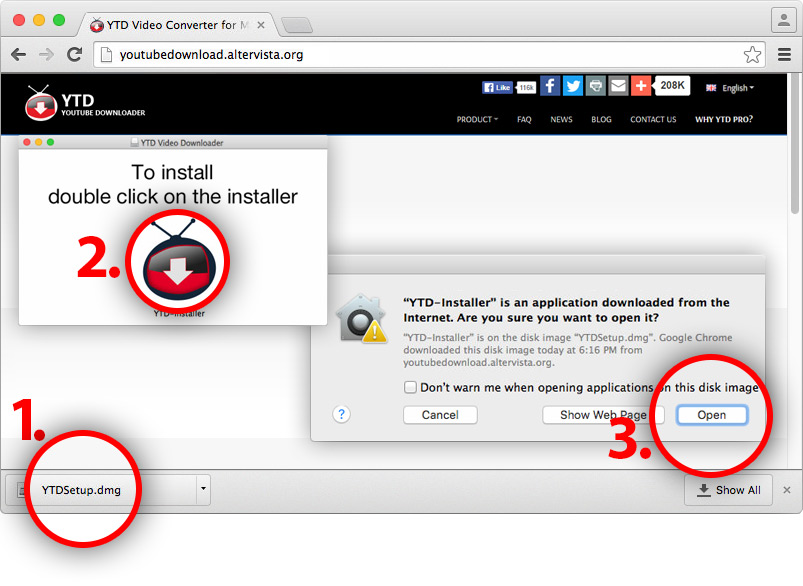 YouTube Downloader for Mac - Software to download and