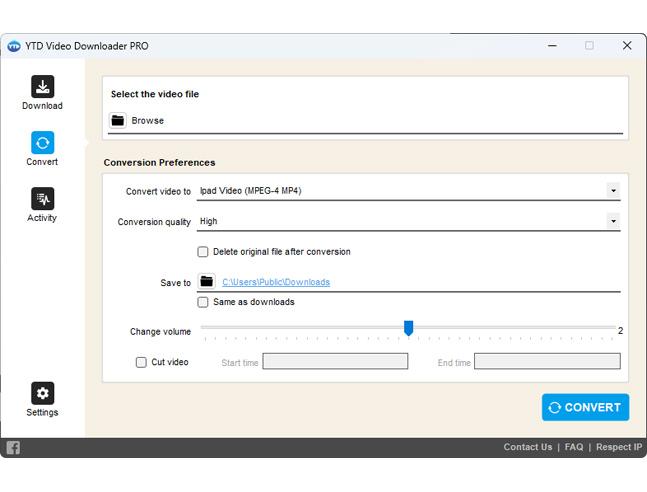 YTD Video Downloader Pro 5 8 9 0 2 + Portable - Phần mềm hỗ